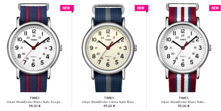 montre-timex