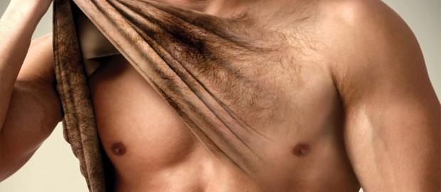Epilation masculine