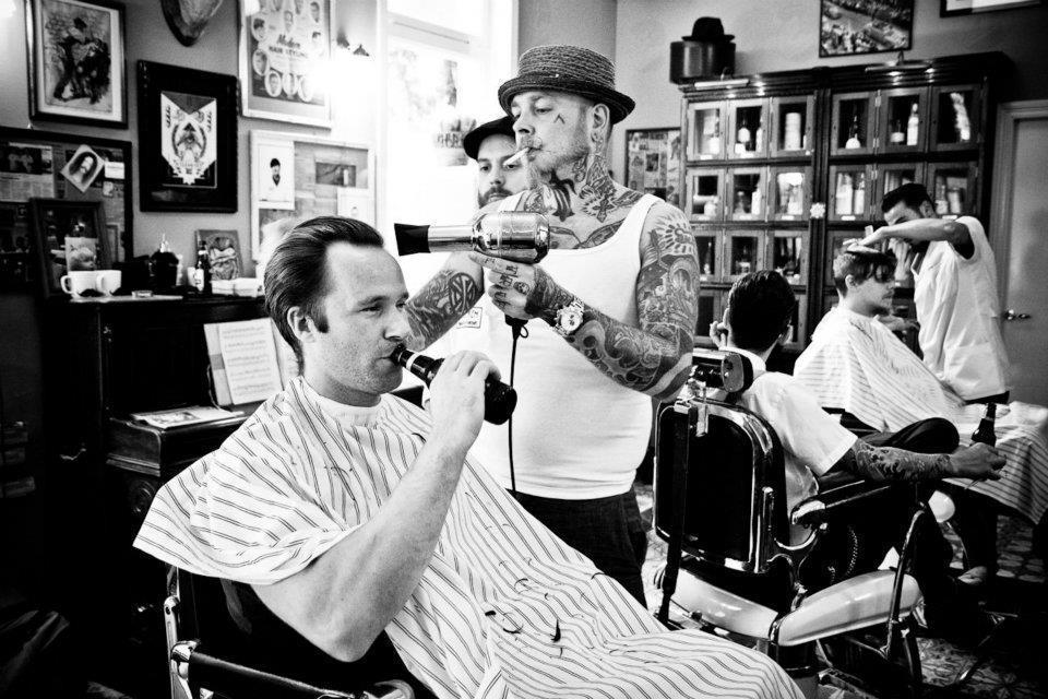 юмор парикмахер