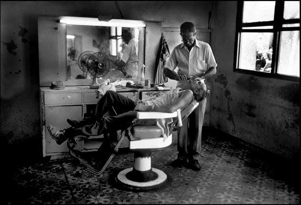 Barbershop à l'ancienne