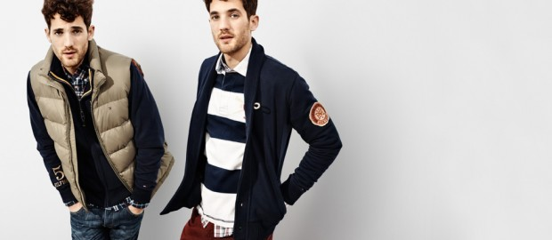Look Preppy Tommy Hilfiger