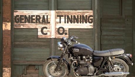 Triumph Bonneville, bien plus qu'une moto