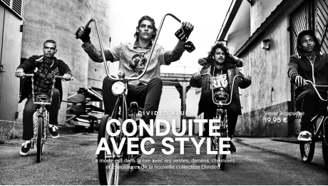 Divided style par H&M