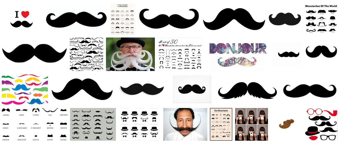 Moustache le retour