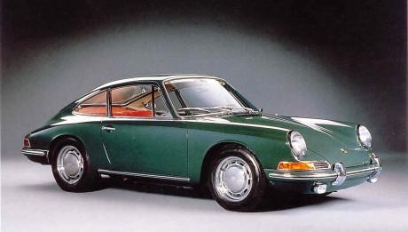 La légendaire Porsche 911 de 1964