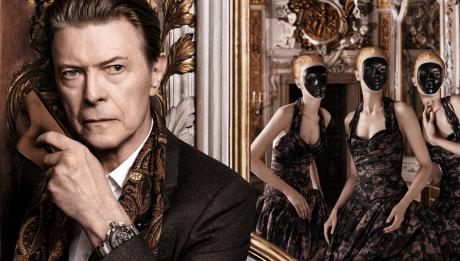 Vuitton dévoile son nouveau film avec David Bowie