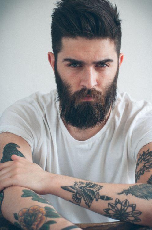 L'Homme Tendance Les 10 plus belles barbes de hipsters de novembre ...