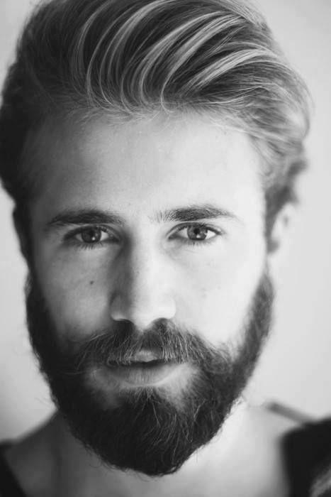 Souvent Les 10 plus belles barbes de hipsters de novembre sur Pinterest  RK45