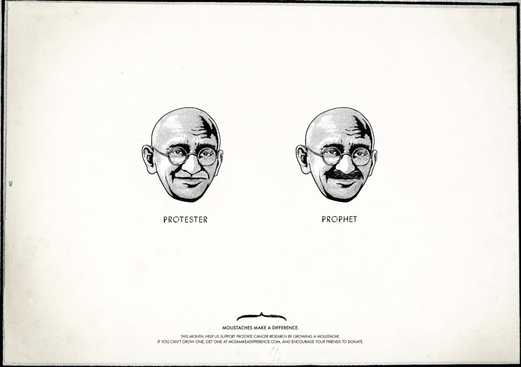moustaches-make-a-difference-ghandi - Copie