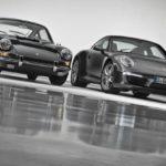 Porsche 911, élue voiture de l'homme tendance 2013