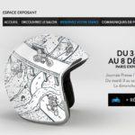 Salon de la moto Paris 2013 porte de Versailles