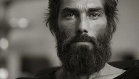 faire pousser une barbe