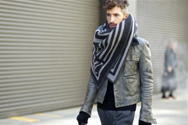 Comment porter une écharpe couverture