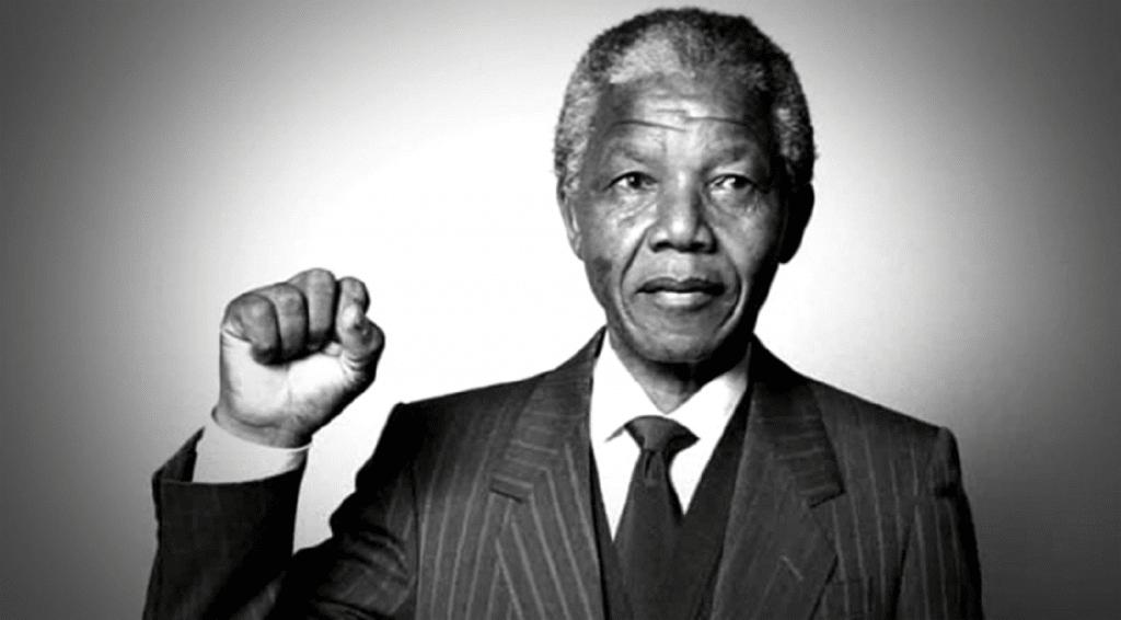 Nelson Mandela style