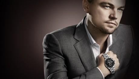 Montre Tag Heuer Carrera portée par DiCaprio