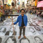 JR, l'artiste français le plus tendance