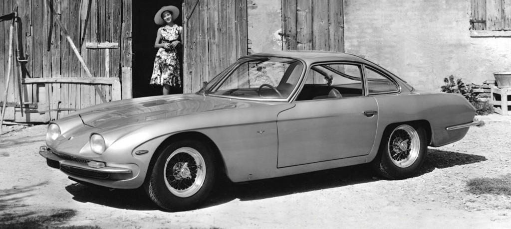 Lamborghini 400GT 1964