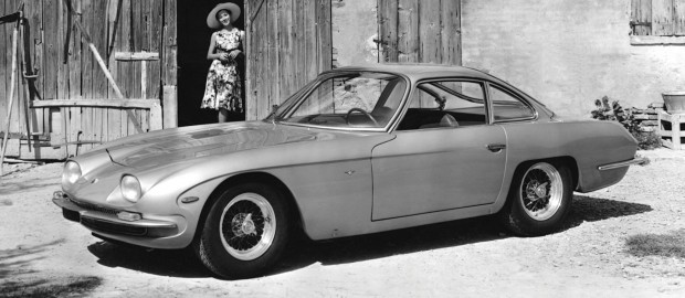 Lamborghini 400GT de 1964