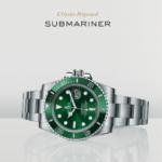 Rolex Submariner, l'atout majeur de l'homme tendance