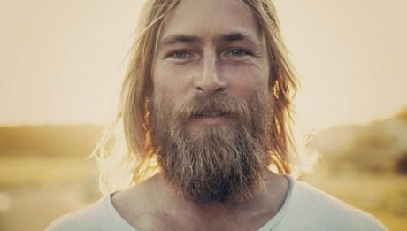 porter la barbe