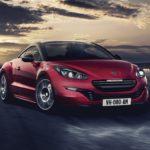 Nouvelle Peugeot RCZ R, le coupé sport signé pour l'homme tendance