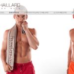 ROLAND CHAILLARD, costumes de bain pour homme tendance