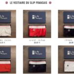 Le Slip Francais: Sous-Vêtements 100% Français!