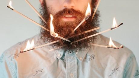 nettoyer barbe