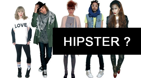 HIPSTER Comment s\u0027habiller comme un hipster ? , L\u0027homme