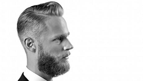 épilation de la barbe