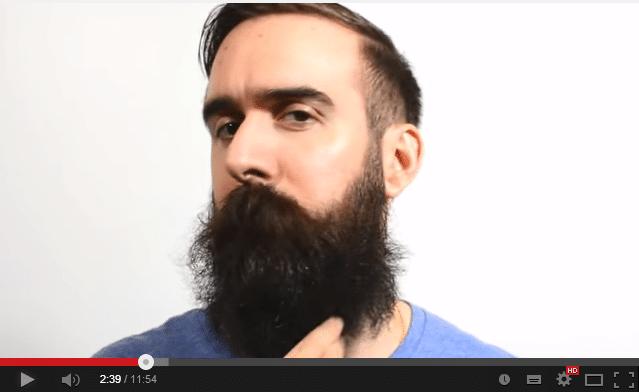 comment appliquer l huile de barbe l 39 homme tendance. Black Bedroom Furniture Sets. Home Design Ideas