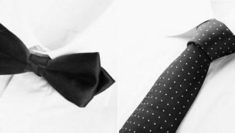 cravate vs noeud papillon