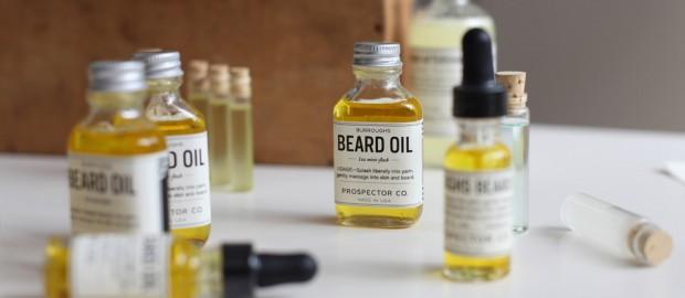 huile de barbe