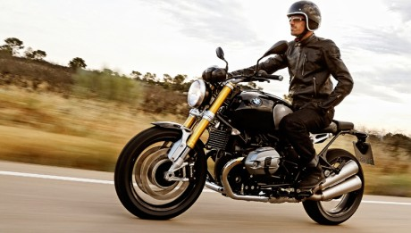 Moto BMW R nineT