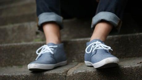 Sélection de chaussures montantes décontractées
