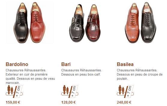 Masaltos Chaussures compensées