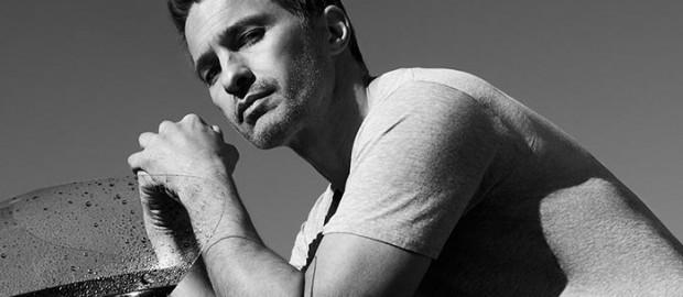 OLIVIER MARTINEZ pour Yves Saint Laurent