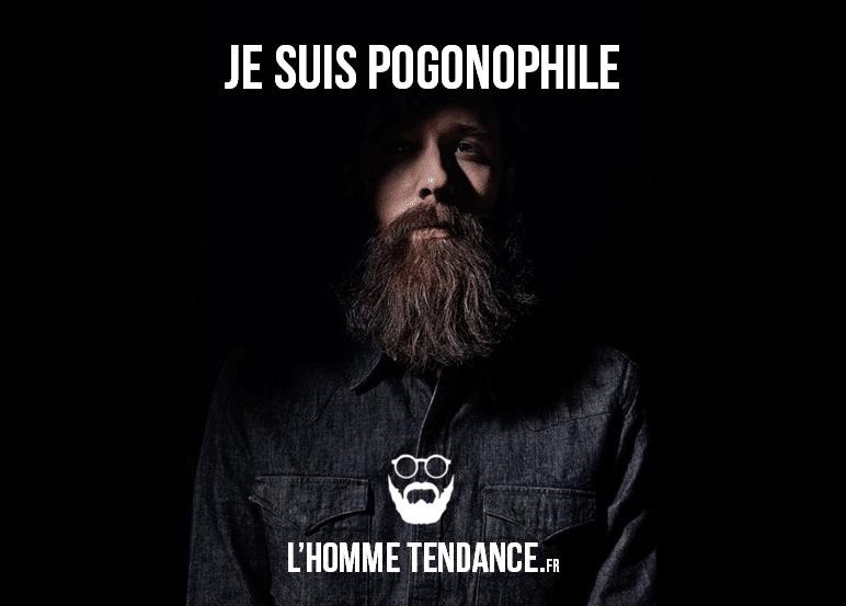 Pogonophile: qui aime les barbes