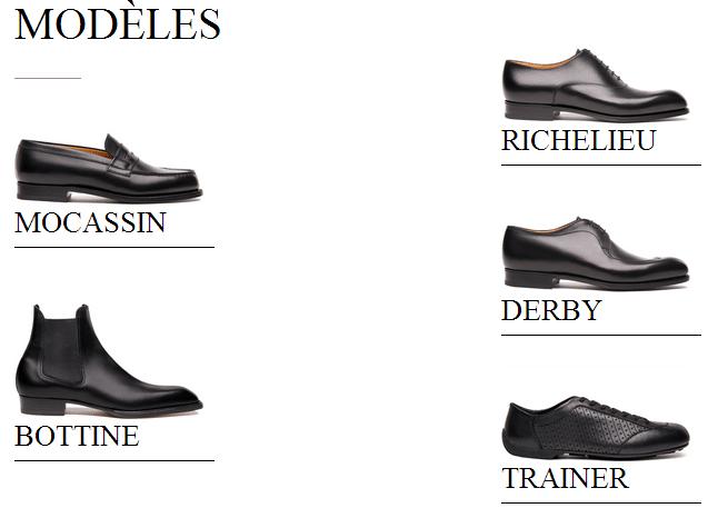 31aaa132bd Chaussures JM WESTON pour homme tendance