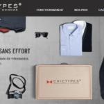 chictypes.com: un site internet pour hommes tendances