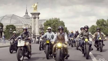 RRL Riders Tour Paris 2014 en vidéo