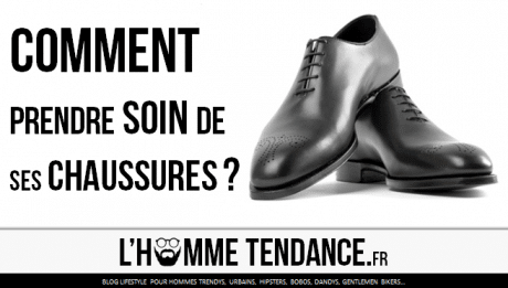 soin chaussure homme
