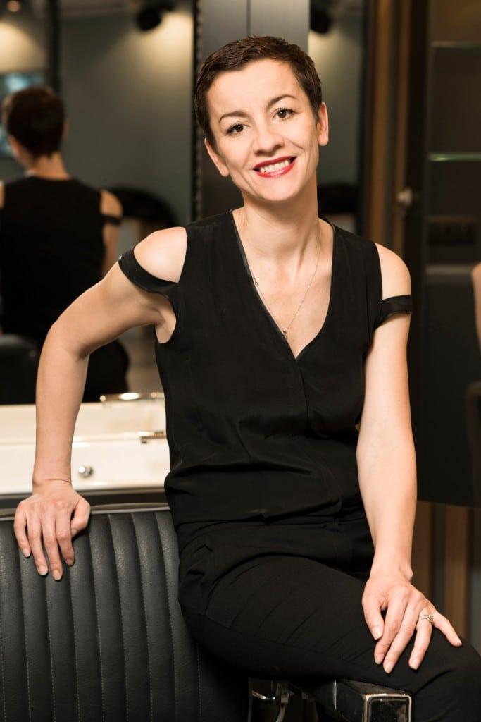 Sarah, La Barbière de Paris