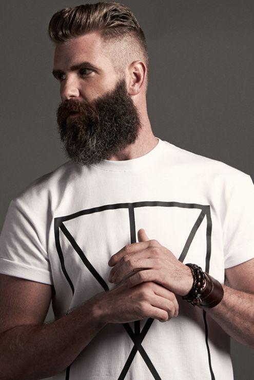 Découvrez ci-dessous les plus belles barbes de hipsters de début ...