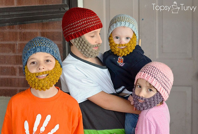 barbe-laine-famille