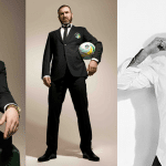 Eric Cantona, le barbu le plus viril du foot mondial