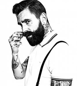 Soins et entretien de la barbe