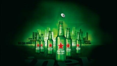 nouvelle édition Heineken City Edition