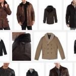 Manteau canadienne pour homme