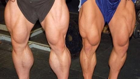 Epilation jambes hommes